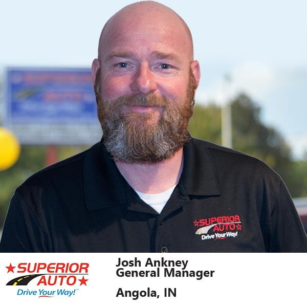 General Manager of Superior Auto, Inc. of Angola
