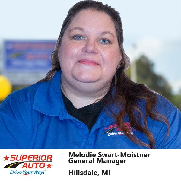 General Manager of Superior Auto, Inc. of Hillsdale