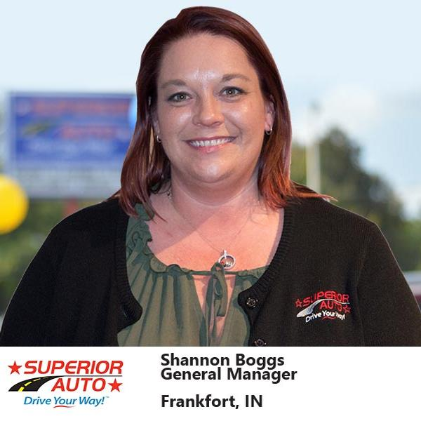 General Manager of Superior Auto, Inc. of Frankfort