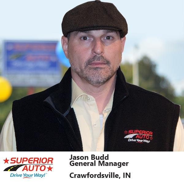 General Manager of Superior Auto, Inc. of Crawfordsville