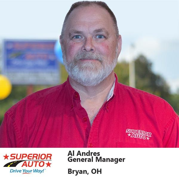 General Manager of Superior Auto, Inc. of Bryan