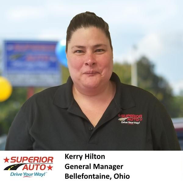 General Manager of Superior Auto, Inc. of Bellefontaine