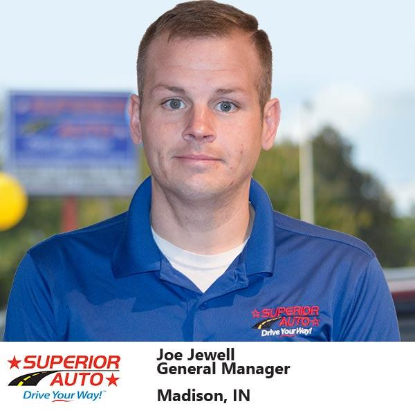 General Manager of Superior Auto, Inc. of Madison