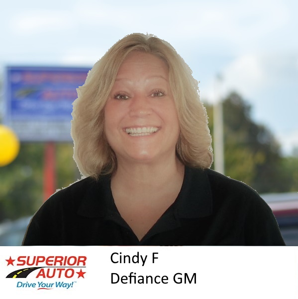 General Manager of Superior Auto, Inc. of Defiance