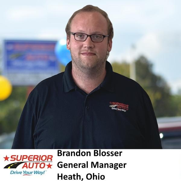 General Manager of Superior Auto, Inc. of Heath