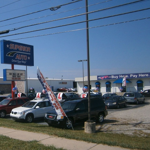 Superior Auto, Inc. - Crawfordsville