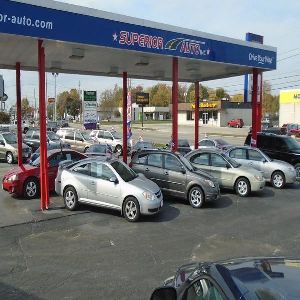 Superior Auto Marion Oh Browse Inventory Store Hours Contact